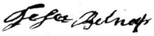 Signature_Belnap_Jesse_1851-07-18