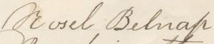 Signature_Belnap_Rosel_1828-12-24